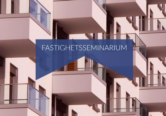 Stockholm Corporate Finance Fastighetsseminarium